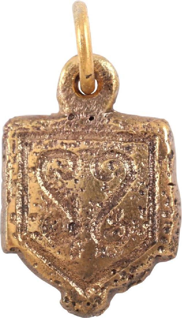 ROMAN SORCERER'S AMULET C.300-100 BC