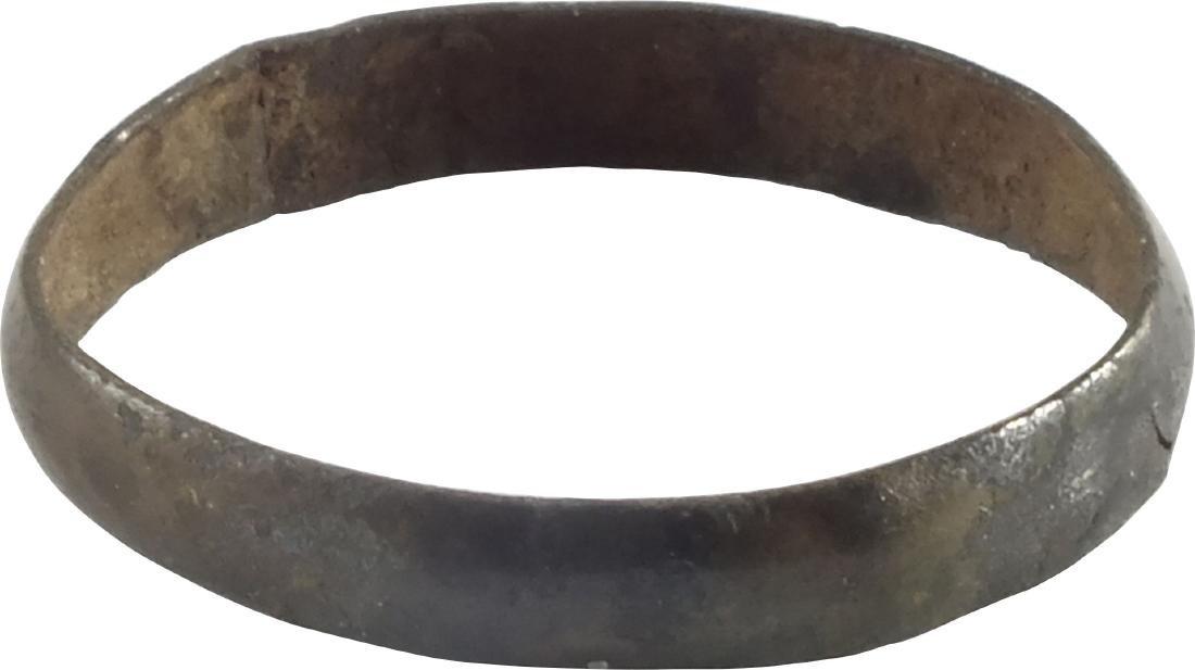 VIKING WOMAN'S WEDDING RING 850-1050 AD