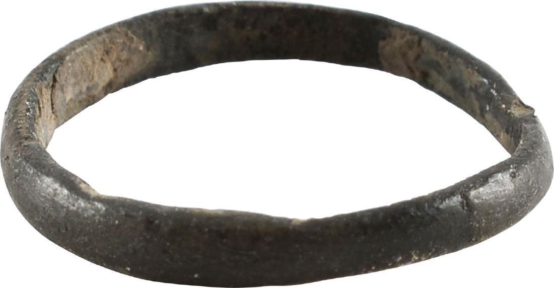 VIKING WOMAN'S WEDDING RING 9th-10th CENTURY