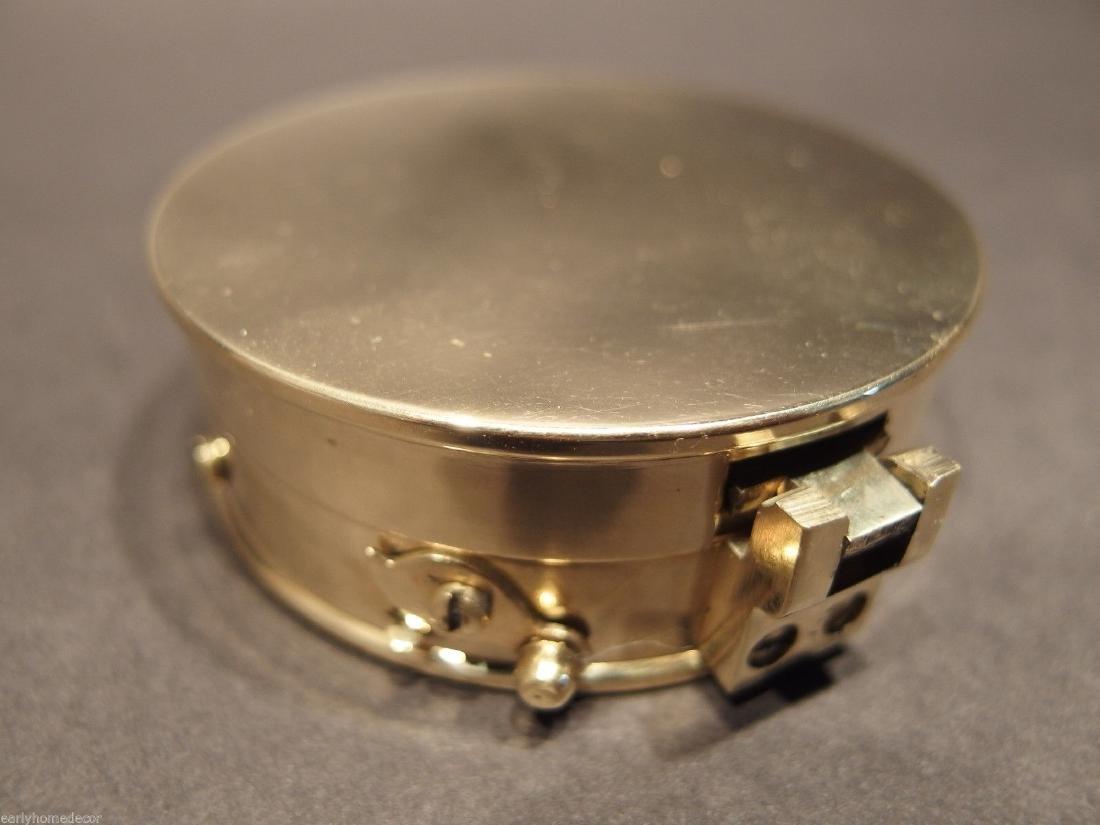 Brass Surveyors Compass - 3