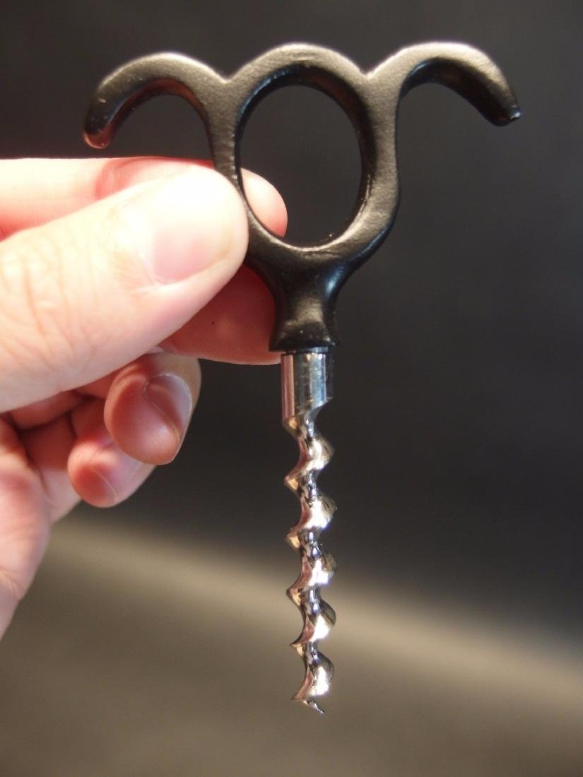 Direct Pull Corkscrew Wine Bottle Opener