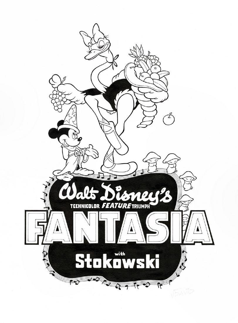 Original Poster - Fantasia  Redo, Jordi David