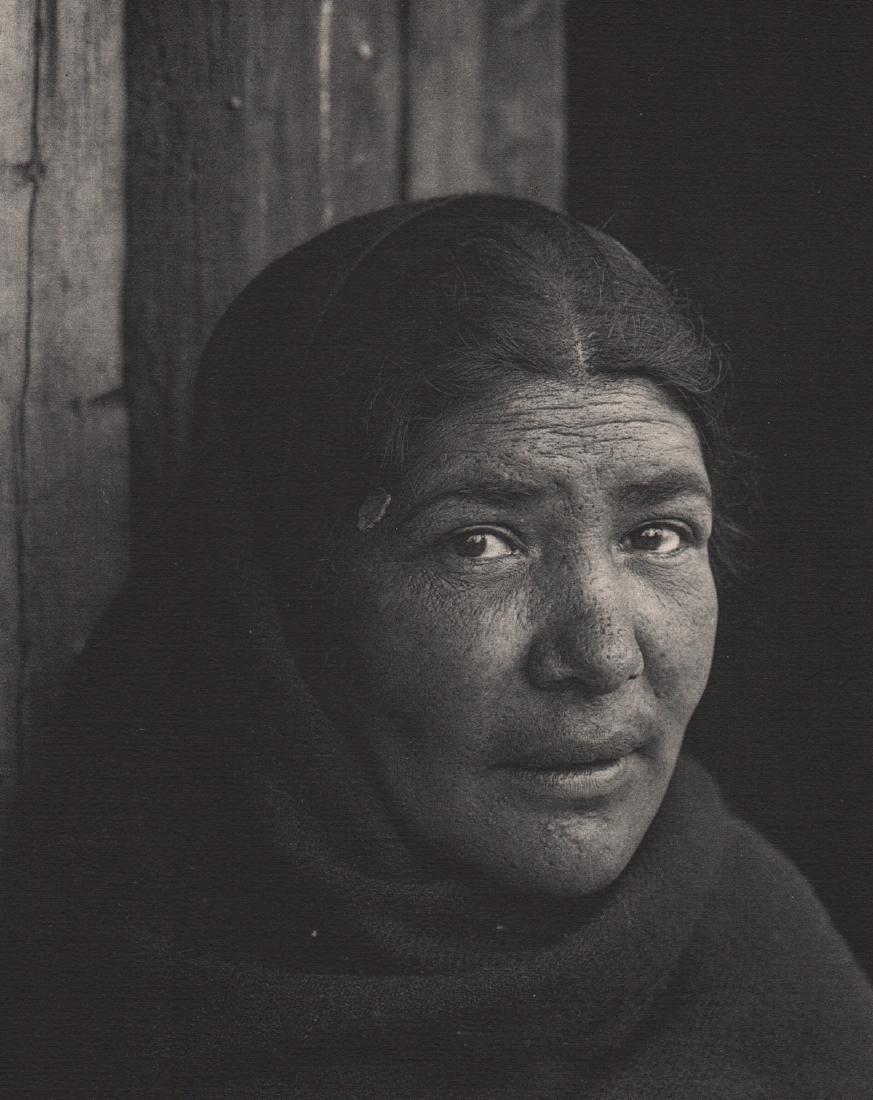 ANTON BRUEHL - Woman of Toluca