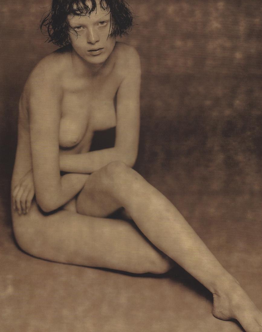 KARL LAGERFELD - Karen Elson