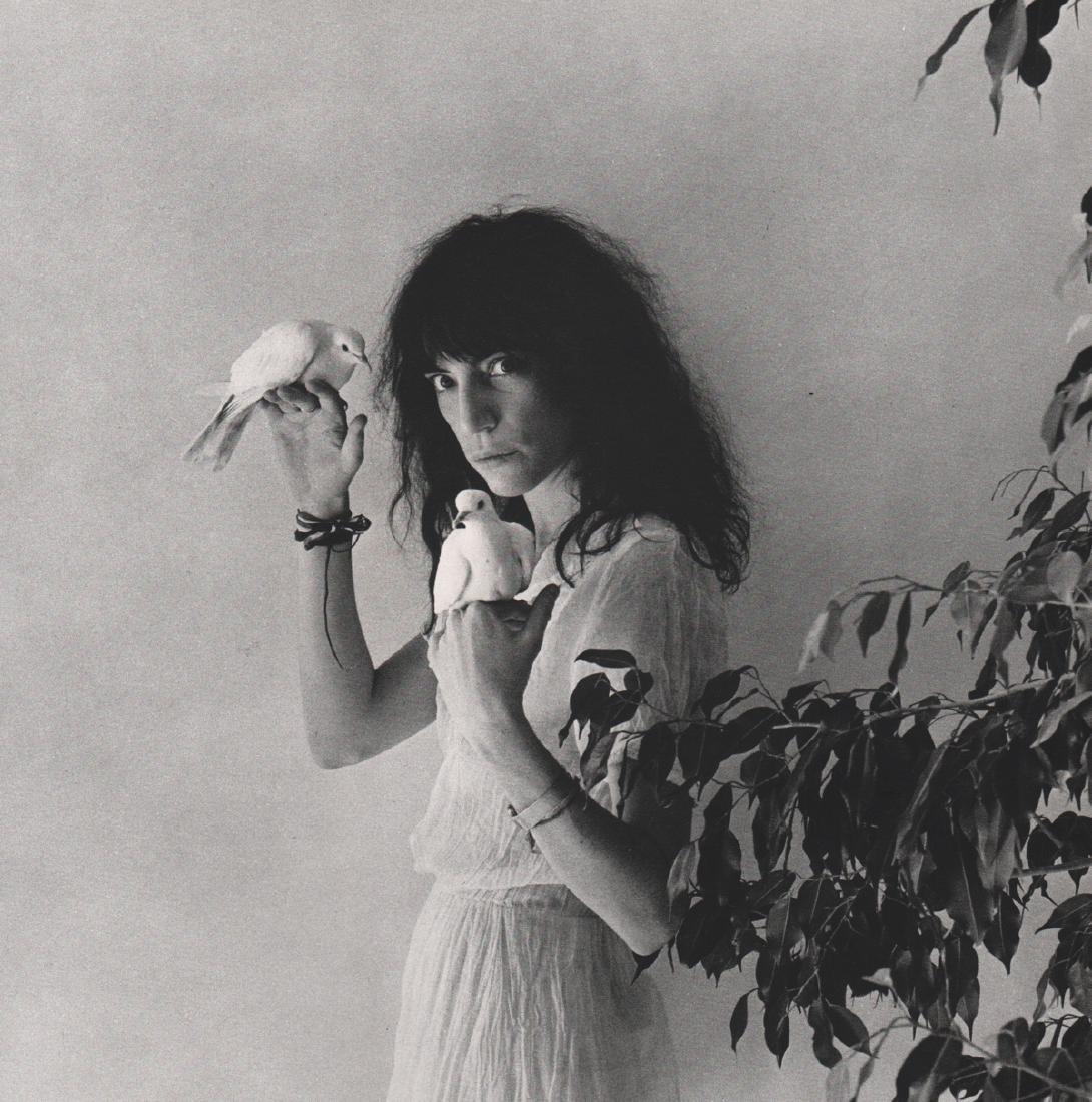 ROBERT MAPPLETHORPE - Patti Smith, 1979