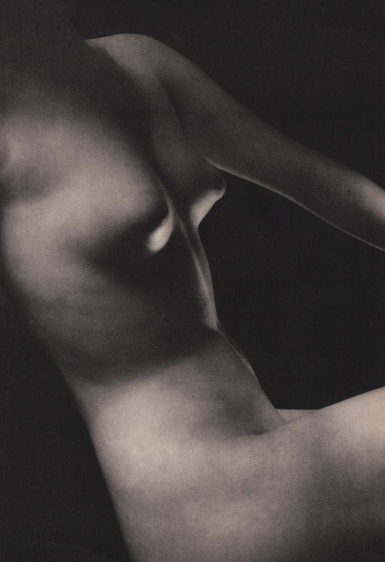 WILLY RONIS - Nude