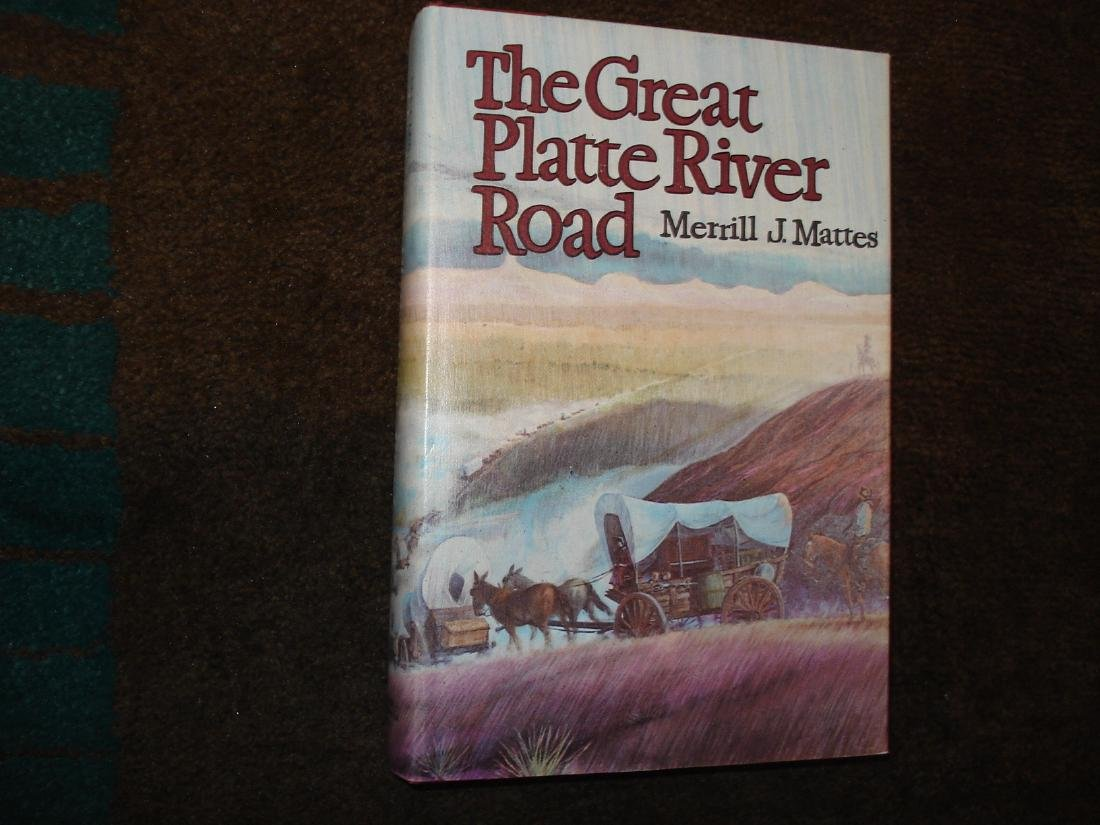 Great Platte River Road Covered Wagon Mainline