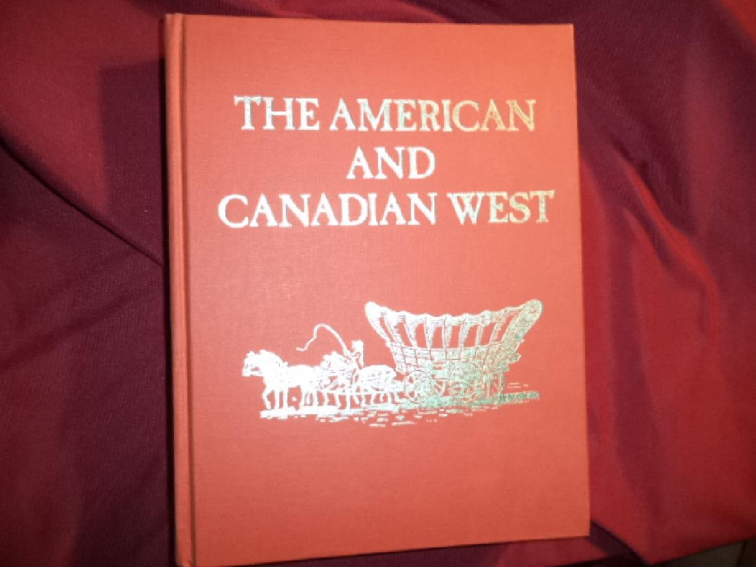 The American and Canadian West. A Bibliography.