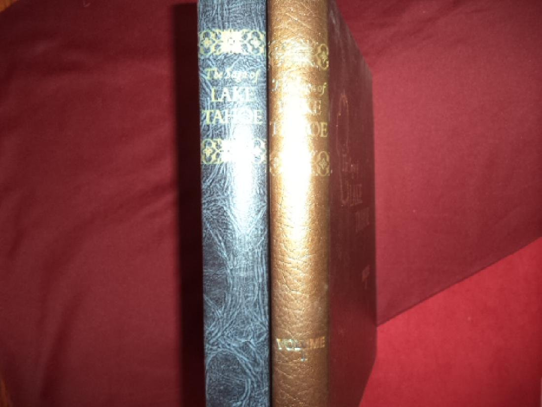 Sagof Lake Tahoe Two Volumes Complete Documentation