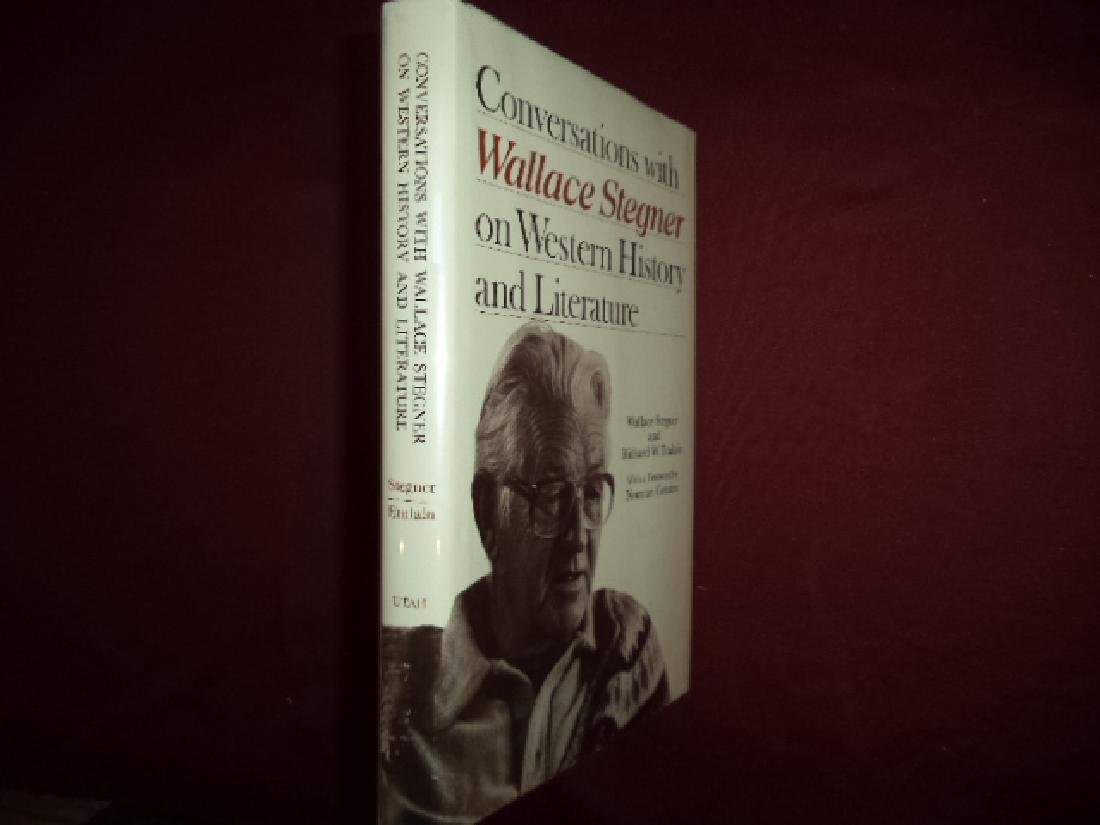 Conversations with Wallace Stegner on Western History