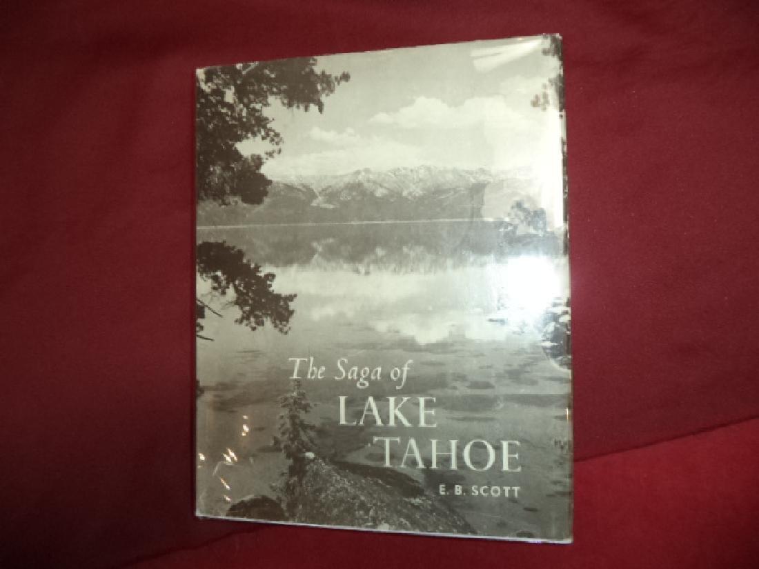 Sagof Lake Tahoe Complete Documentation of Lake Tahoe