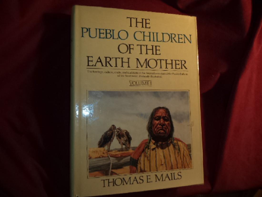 Pueblo Children of Mother Earth Vol I Heritage