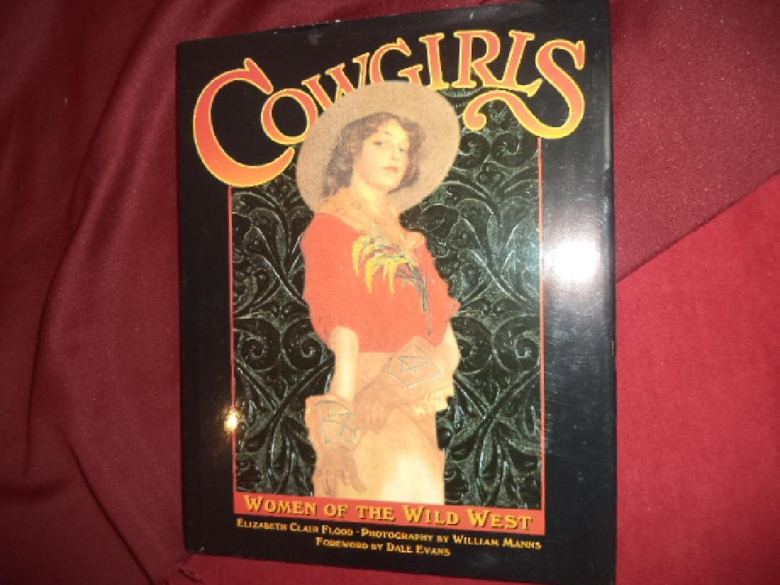 Cowgirls Women of Wild West Inscribed by photographer