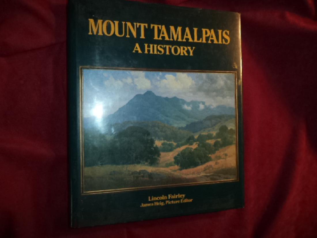 Mount Tamalpais. A History.