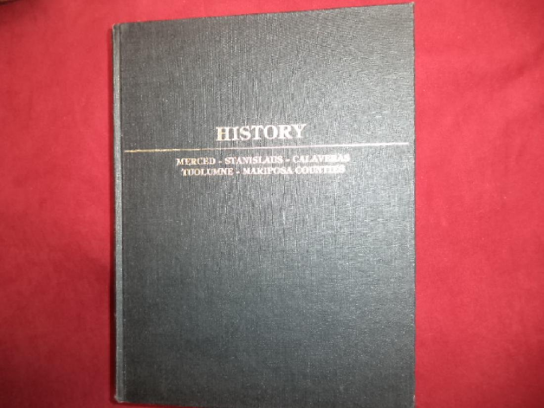 Memorial & Biographical History Merced, Stanislaus