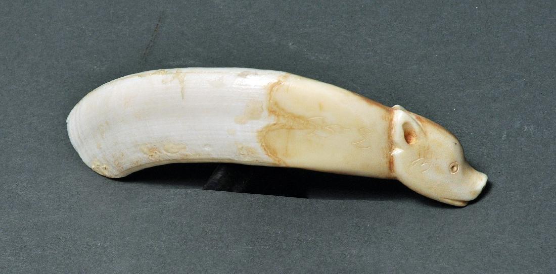 Thai Boar's tusk charm