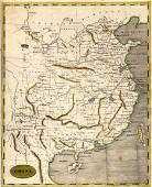 Arrowsmith: Antique Map of China, 1805