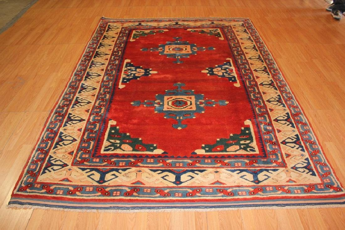 Turkish Rug 6.7x9.2
