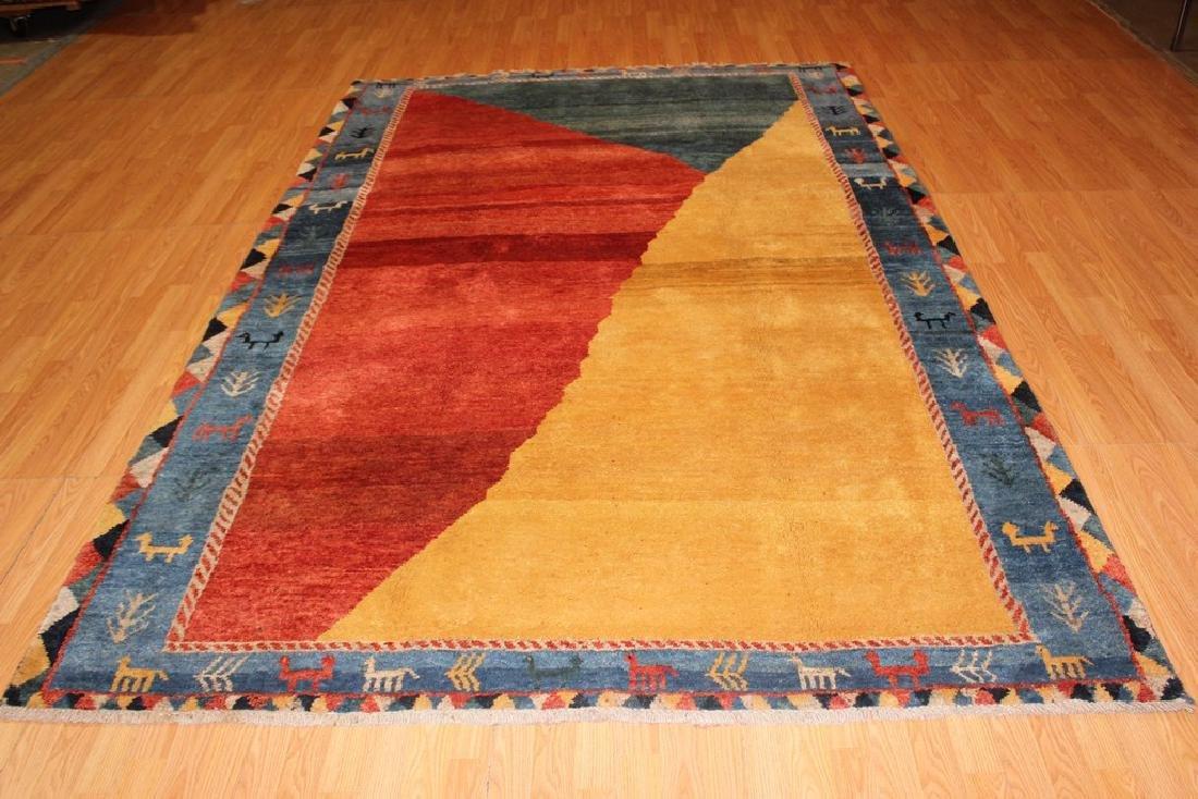 Persian Gabeh Rug 6.5x10