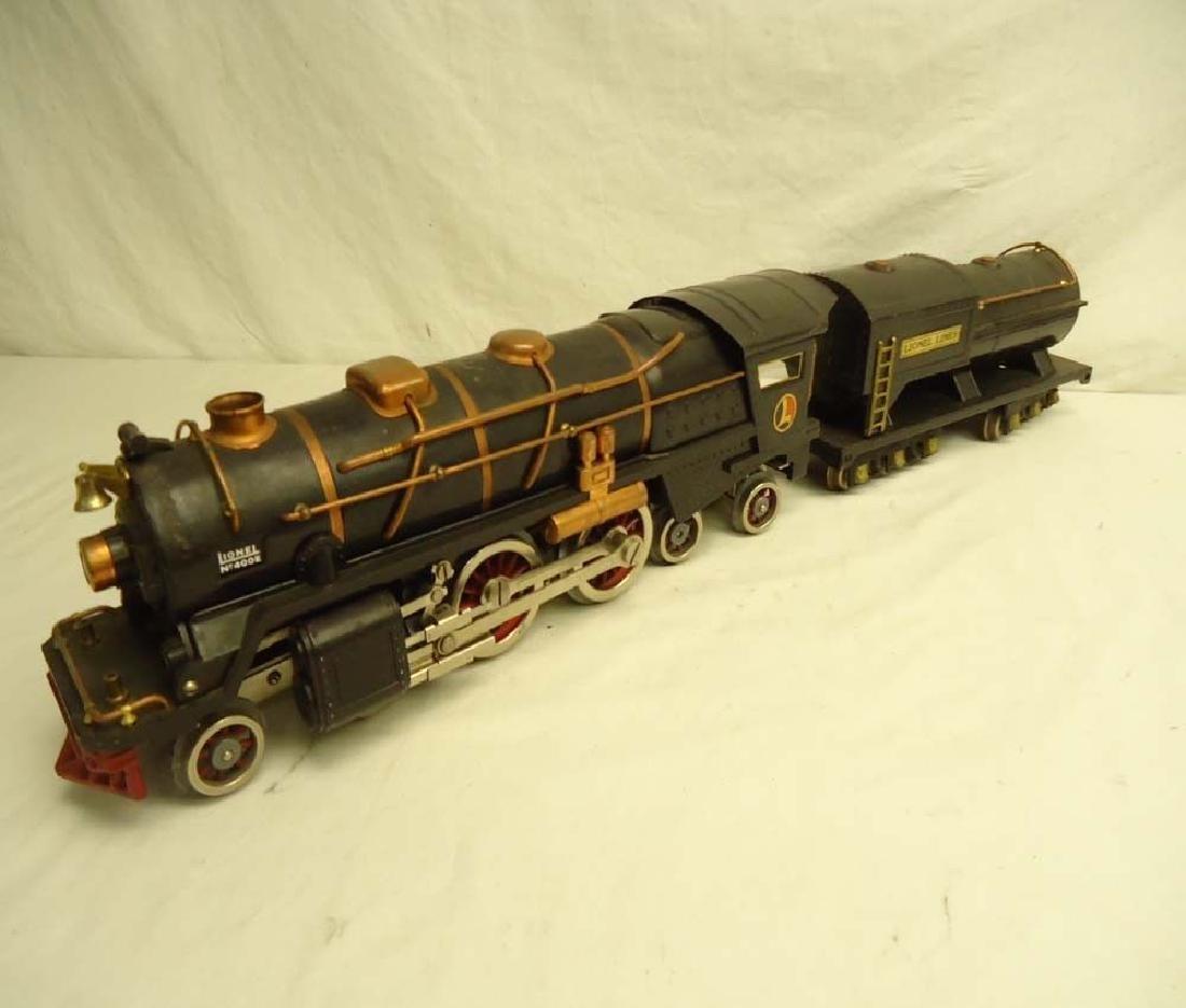 Lionel Prewar Standard Gauge 400E Engine