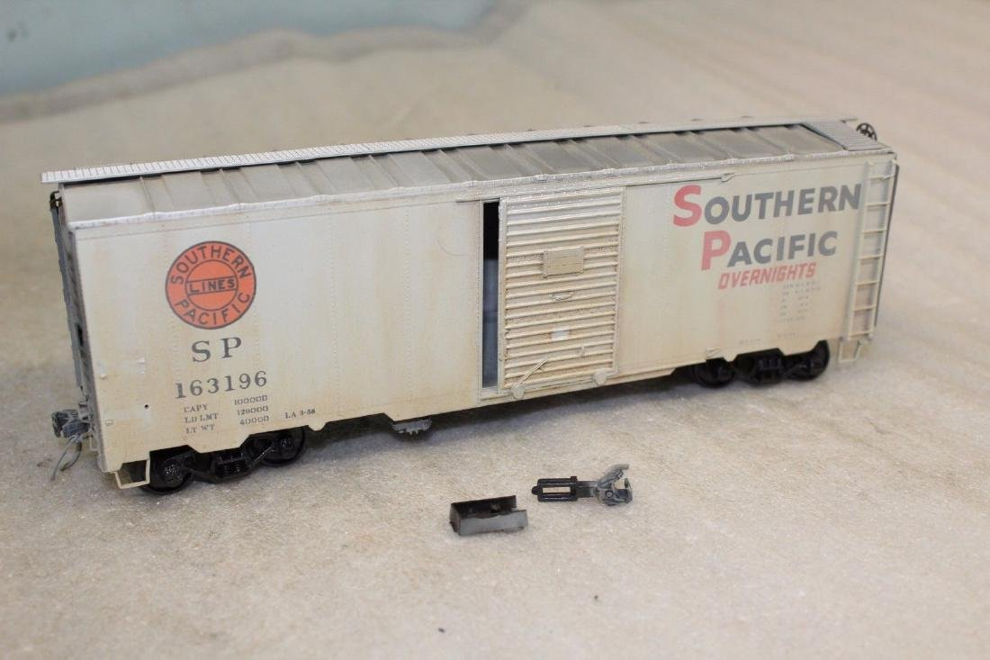 Atlas O Weathered Southern Pacific Single Door Freight