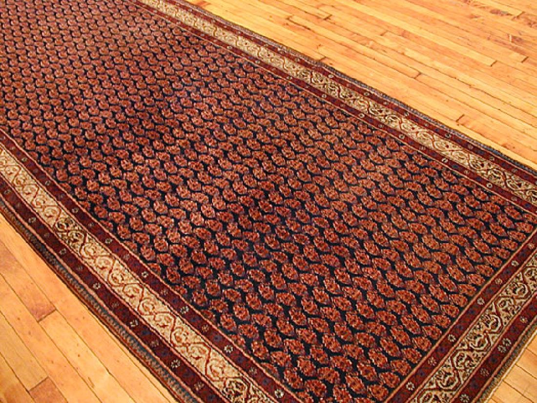 Antique Amritsar Runner Rug 14.11x4.3