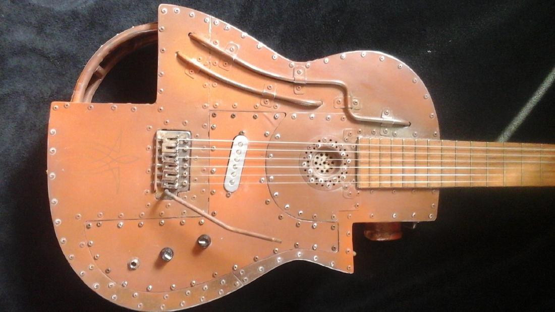 Mika Custom Electro Acoustic Guitar