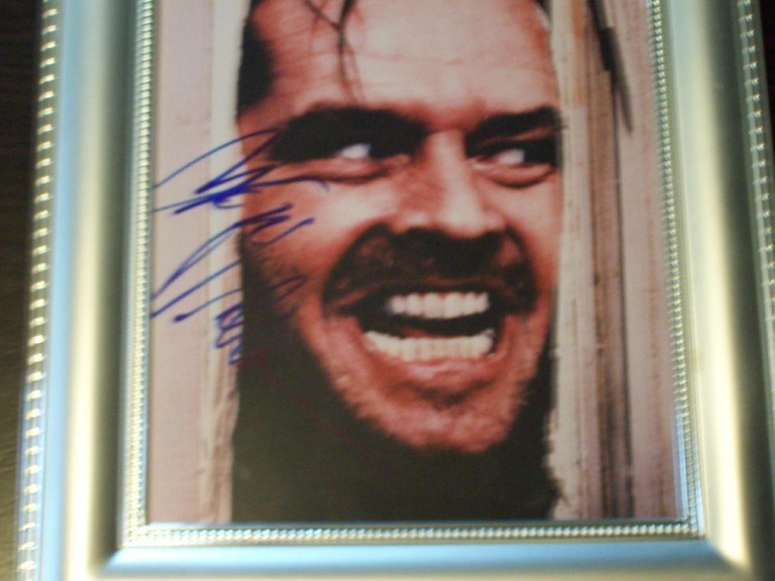 Jack Nicholson - Signed Photo with COA