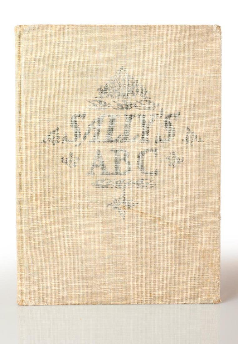 Sally's A B C, Sewed in a Sampler in 1795