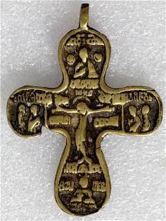 Crusifix Saints
