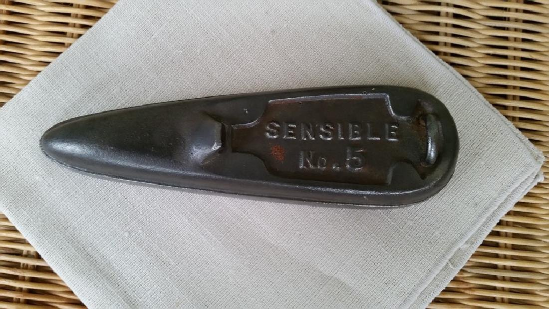 Sensible No. 5 Sad Iron