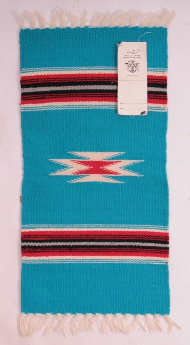 Vintage Hand Woven Chimayo Weaving