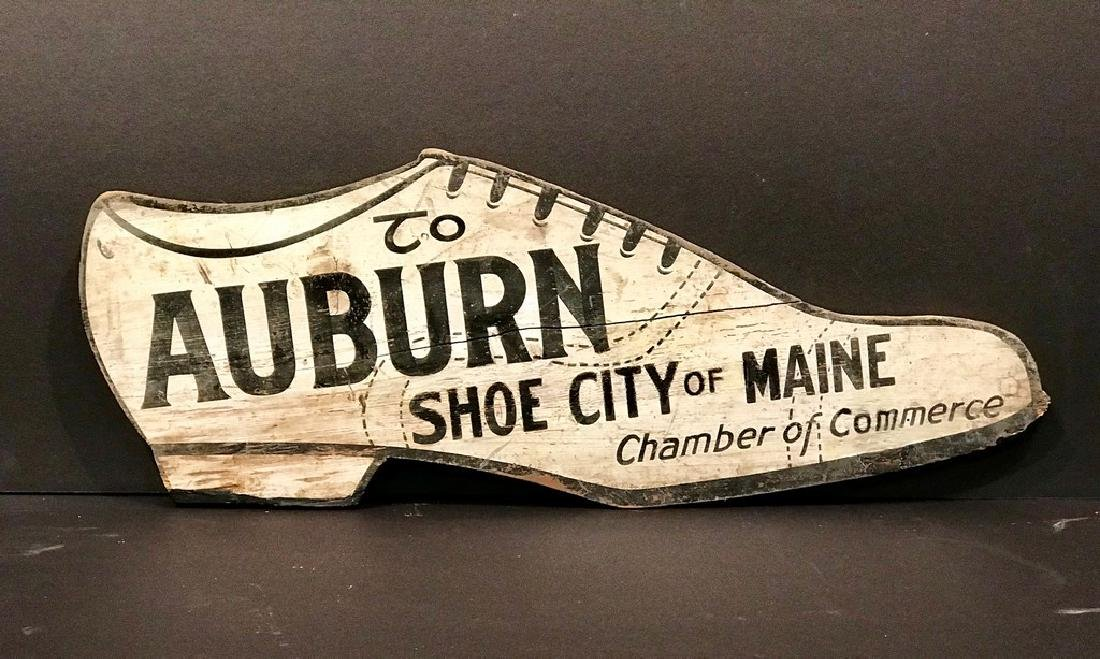 To Auburn - Shoe City of Maine, Early 20th Century