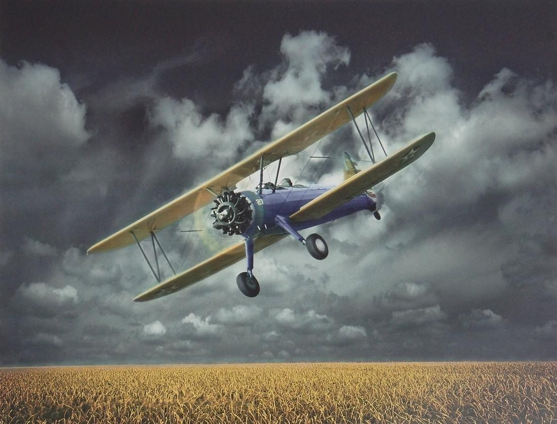 Art Grafts - Print - Bi-Plane