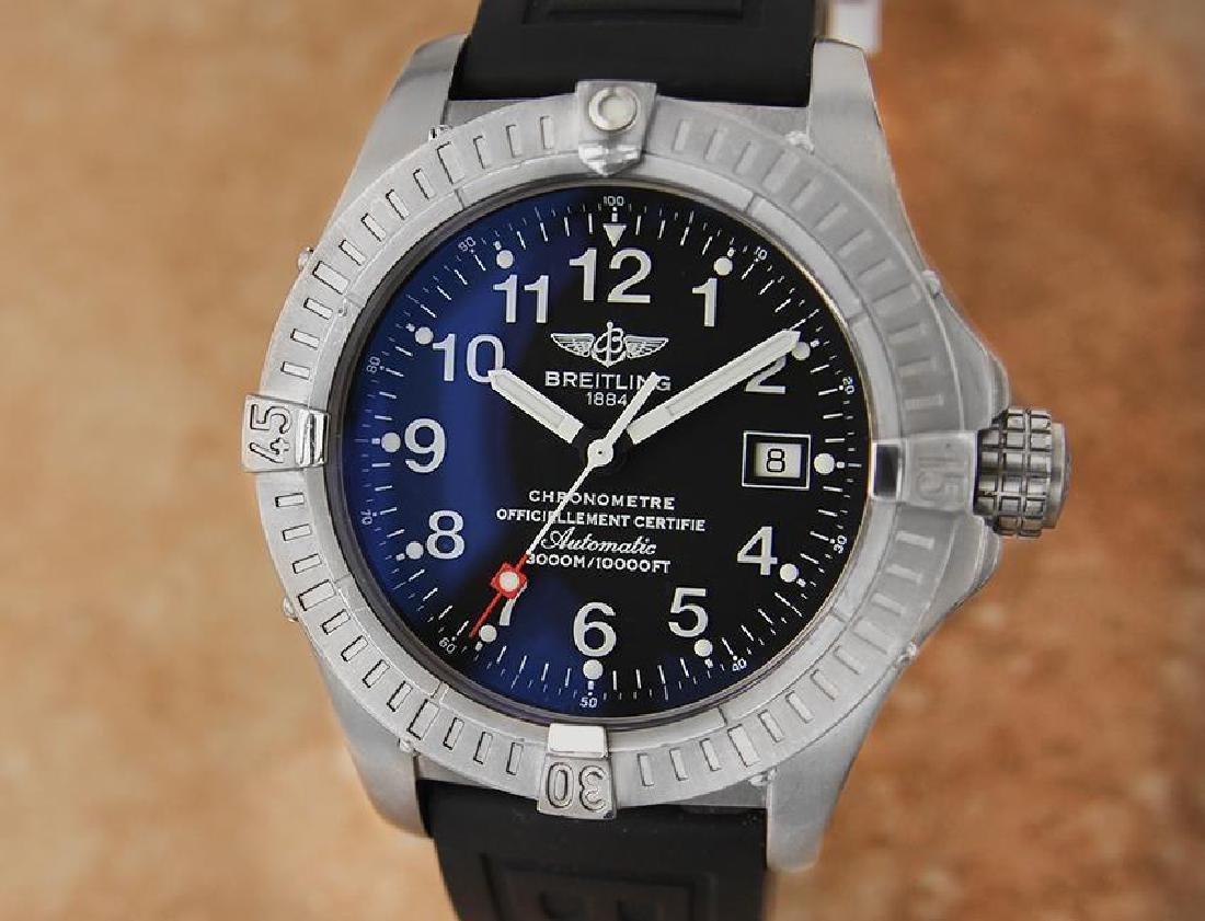 Breitling Avenger Seawolf Titanium Swiss Made 44mm