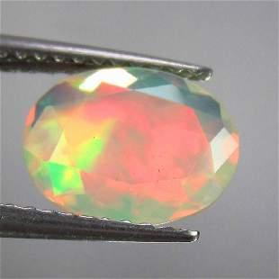 110 Carat Loose Ethiopian Faceted Opal
