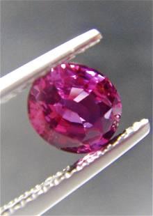 Pink Sapphire 101 ct