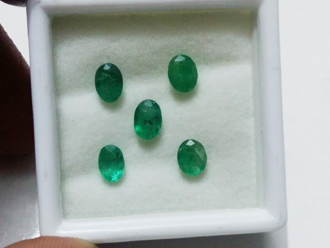 Natural Green Colombian Emerald Wholesale Lot