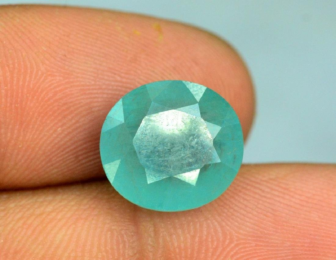 Extremely Rare Untreated Grandidierite Gemstone