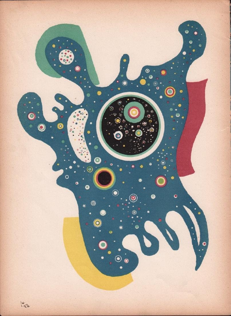 Stars By Kandinsky