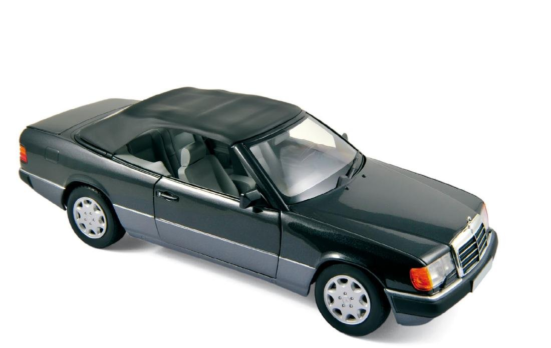 1/18 Scale Mercedes benz 300CE-24 Convertible 1990