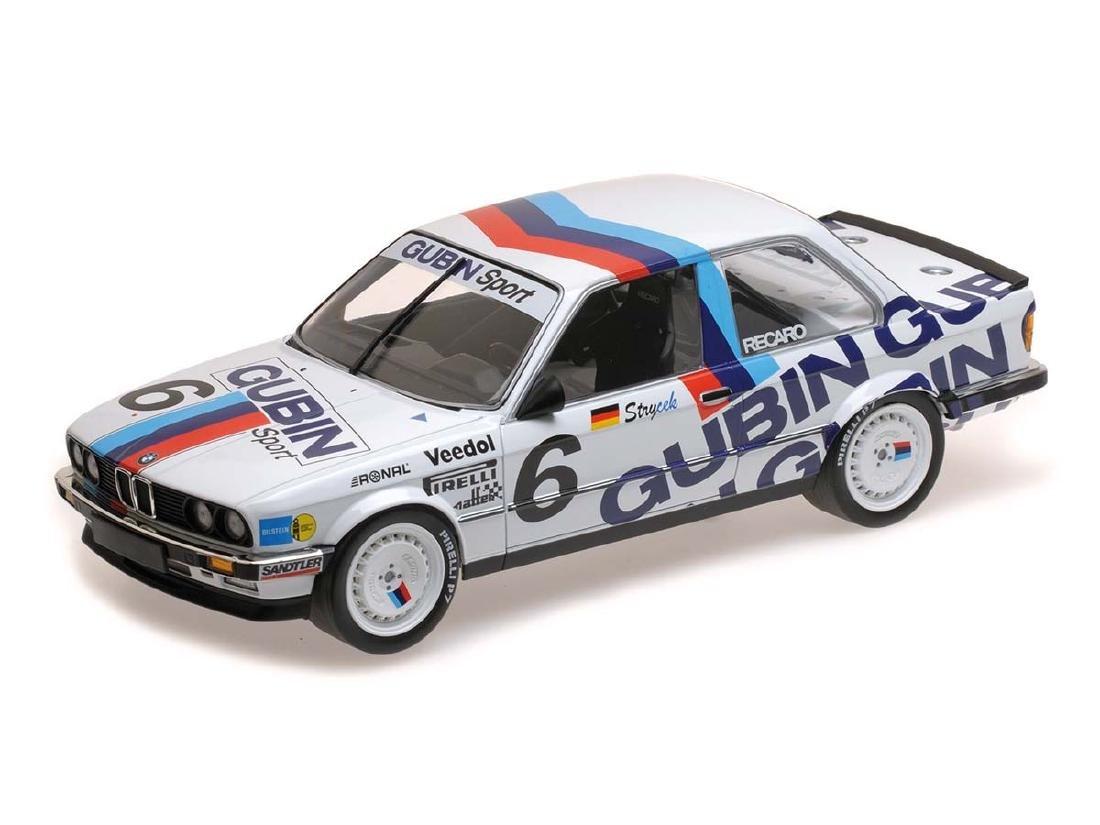 1/18 Scale BMW E30 325I Gubin Sport - DTM 1986