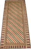 Antique Caucasian Shirvan Kuba Talish Gendje Rug 3x7.7