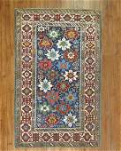 Antique Caucasian Shirvan Konagkend Kuba Rug 3.10x5.11