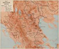 OPERATION MARITA 1941. Northern Greece. World War 2,