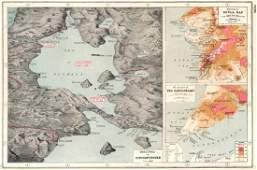 TURKEY. World War 1. Gallipoli to Istanbul;Suvla Bay;