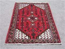 Highly Collectible Hand Made Persian Hamadan Rug 5x3.3
