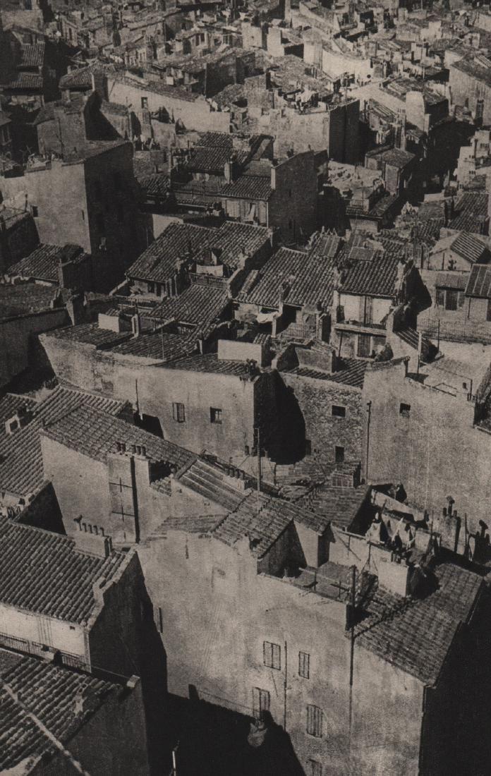 HERBERT BAYER - Rooftops