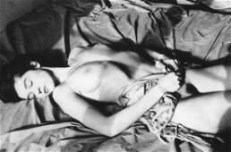 BARBARA RIX - Nude