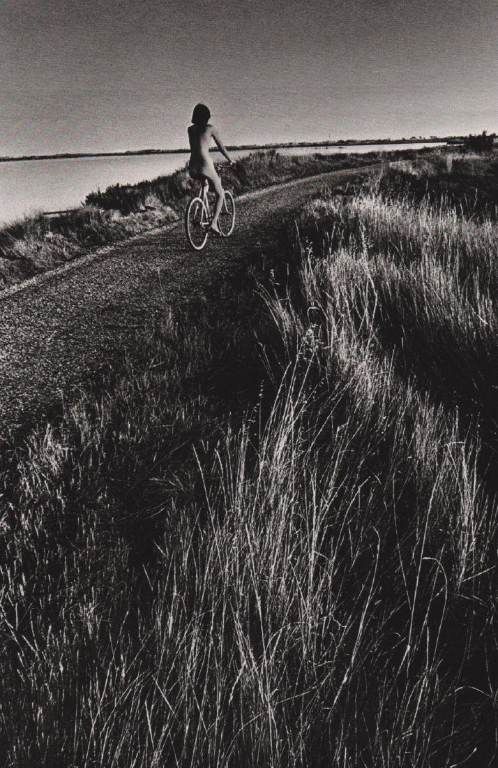 JEANLOUP SIEFF - End of a Summer Afternoon